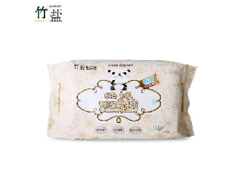 【韩国原装进口】LG竹盐 kids婴儿草本呵护柔湿巾 70抽/包