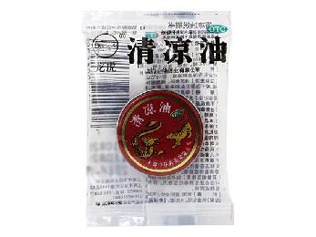 上海龙虎清凉油3g